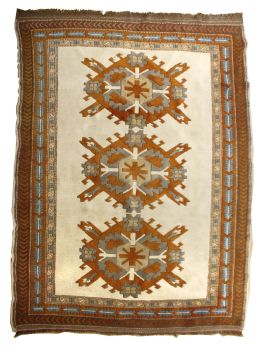 Handmade Turkish Milas Rug